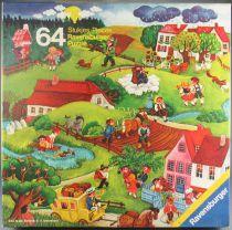 Puzzle 64 pieces - Ravensburger Ref 62358459 - Childre\'s Songs MISB