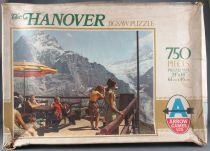 Puzzle 750 pieces - Arrow Games Ltd Réf 4304 - The Hanover MIB