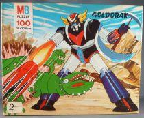 Puzzle Goldorak 100 pièces MB (ref.625347001) - occasion