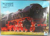 Puzzle1000 pièces - Schmidt Réf 6256008 - Locomotive Vapeur Db Type 231 Neuf Boite