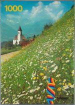 Puzzle1000 pièces - Schmidt Réf.6252595 - Montafon Série Week-end Neuf Boite