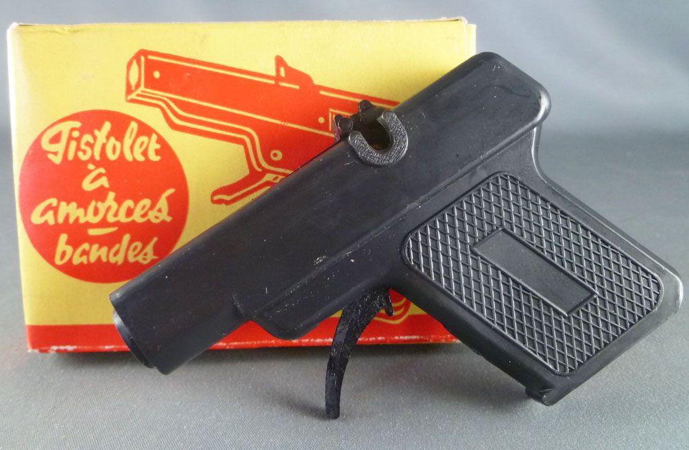 Pyriagric Réf 1.052 - Pistolet à amorces - bandes - Neuf Boite