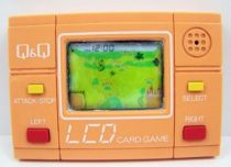 Q&Q - Handheld Game - Camelot (loose)