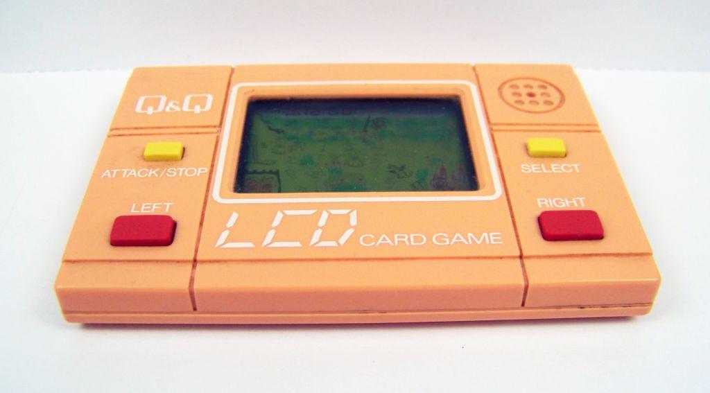 Q&Q - Handheld Game - Camelot (loose)