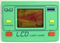 Q&Q - Handheld Game - Time Warp