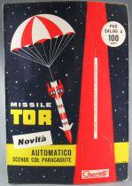Quercetti - Présentoir de Magasin Missile Tor