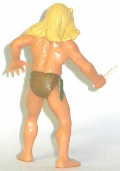 Rahan pvc figure
