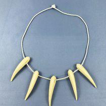 Rahan\'s necklace - Pif Gadget