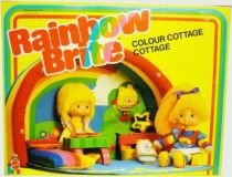 Rainbow Brite - Mattel - Color Cottage