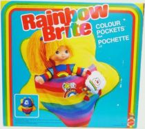 Rainbow Brite - Mattel - Colour Pockets bed