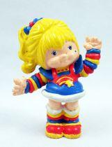 Rainbow Brite - Mattel - Gomme 3-D Blondine (loose)
