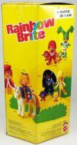 Rainbow Brite - Mattel - Indigo & Hammy Sprite  Indigo et P\'tit Miam (1)