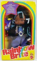 Rainbow Brite - Mattel - Indigo & Hammy Sprite  Indigo et P\'tit Miam