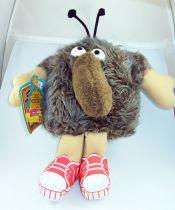 "Rainbow Brite - Mattel - Lurky 18\"" plush doll"