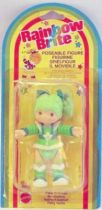 Rainbow Brite - Mattel - Patty O\'Green - Poseable figure