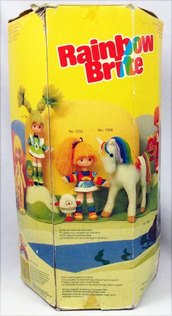 Rainbow Brite - Mattel - Red Butler & Romeo Sprite / Roméo et P\'tit Calin