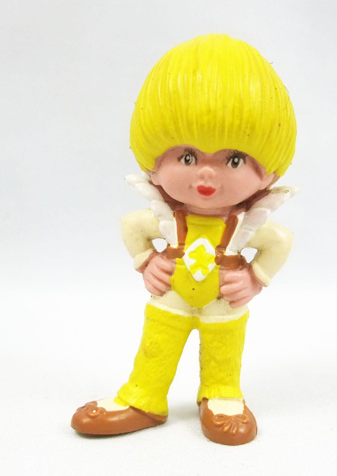 Rainbow Brite - Schleich - Canary Yellow - PVC figure