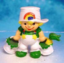 Rainbow Kids - Gruno avec pots de peinture - Schleich
