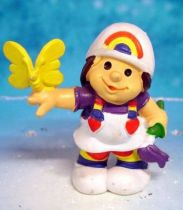 Rainbow Kids - Liliane with butterfly - Schleich
