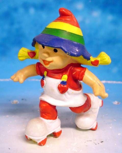 Rainbow Kids - Rotraud en rollers - Schleich