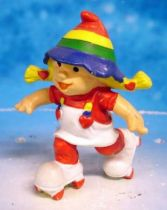 Rainbow Kids - Rotraud on wheels - Schleich