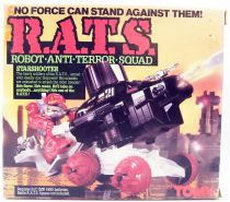 R.A.T.S. Robot Anti Terror Squad - Starshooter - Tomy