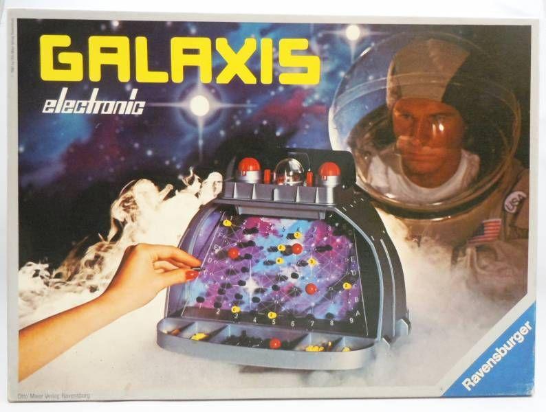 Ravensburger - Galaxis Electronic