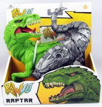 RAW 10 - McFarlane Toys - Raptar