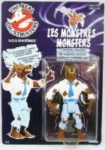 Real Ghostbusters - Action Figure - Monsters - The Werewolf Mint on card