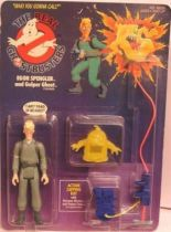 Real Ghostbusters - Action Figure - Original Ghostbusters Egon Spengler Mint on card