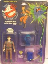 Real Ghostbusters - Action Figure - Original Ghostbusters Peter Venkman Mint on card