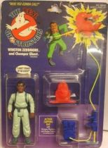 Real Ghostbusters - Action Figure - Original Ghostbusters Winston Zeddmore Mint on card
