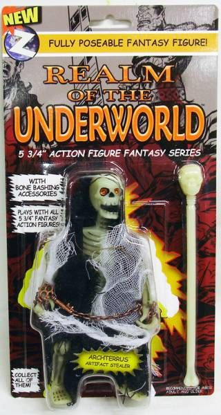 Realm of the Underworld - Archterrus (Artifact Stealer)