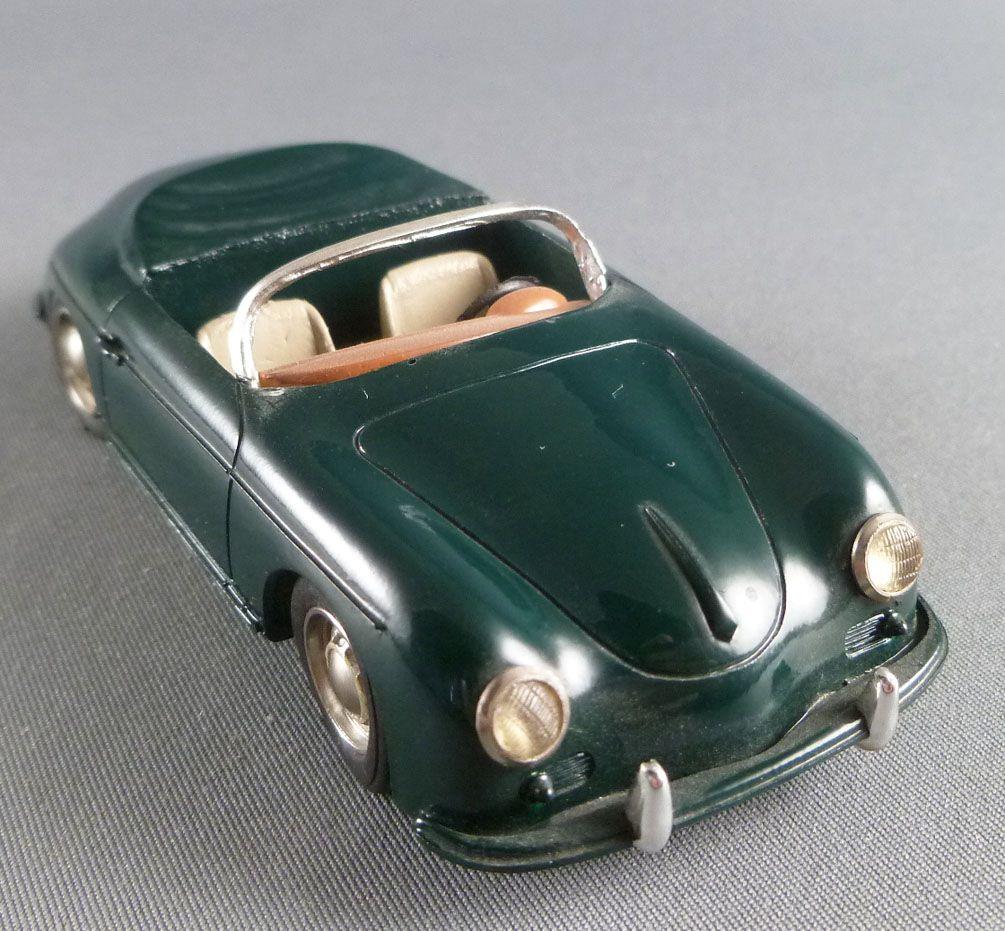 Record Green Porsche 356 A Speedster Resin Kit Factory Built 1:43
