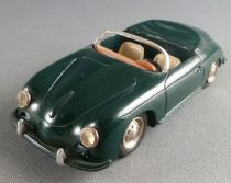 Record Porsche 356 A Speedster Cabriolet Vert Kit Résine Montage Usine 1/43