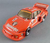 Record Porsche 935 Turbo #5 Moritz Schurti Le Mans Resin Kit Factory Built 1:43