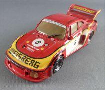 Record Porsche 935 Turbo N°8 Weisberg Loos LM 78 Kit Résine Montage Usine 1/43