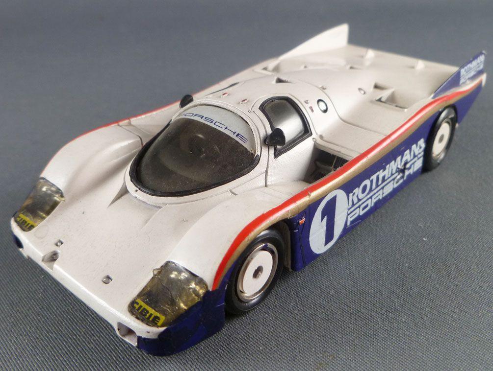 Record Porsche 956 Rothmans Le Mans 82 Kit Résine Montage Usine 1/43