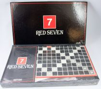 Red Seven - Board Game - Club Nathan 1980