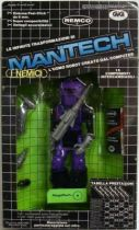 Remco - Mantech Robot Warriors - Negatech (mint in box)