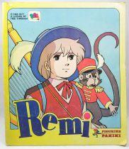 Rémi Sans Famille - Album Collecteur de Vignettes Panini
