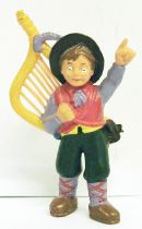Rémi Sans Famille - Figurine PVC - Remi avec harpe
