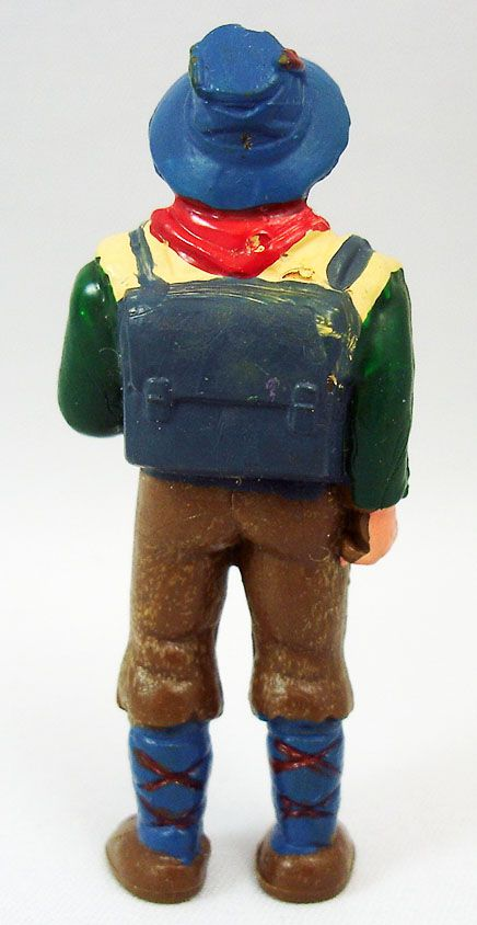 Rémi Sans Famille - Figurine PVC Bogi - Vitalis