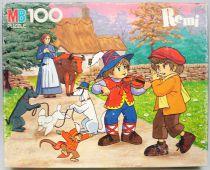 Remi Sans Famille - Puzzle MB 100 pièces (ref.3404.03)