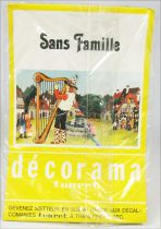 Rémi Sans Famille - Transfert décalcomanies Touret (neuf en emballage)