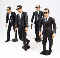Reservoir Dogs - Set de 4 Figurines articulées 17 cm - Mezco (occasion)
