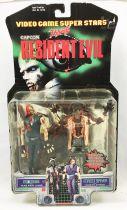 Resident Evil - Toy Biz Capcom - Zombie & Forest Speyer
