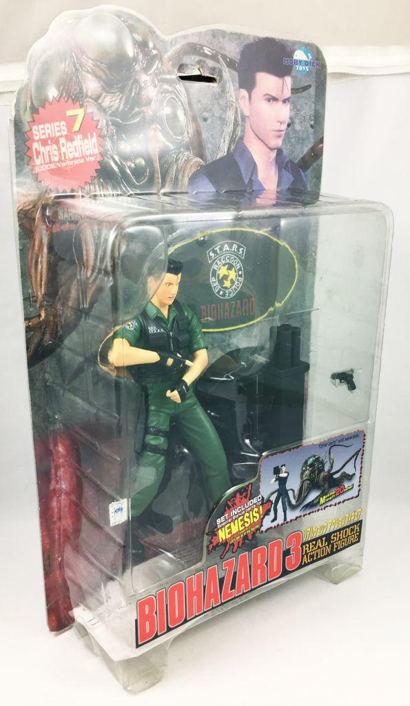 Resident Evil (Biohazard) 3 - Moby Dick Toys - Chris Redfield