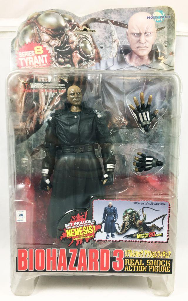 Resident Evil Biohazard 3 Moby Dick Toys Tyrant