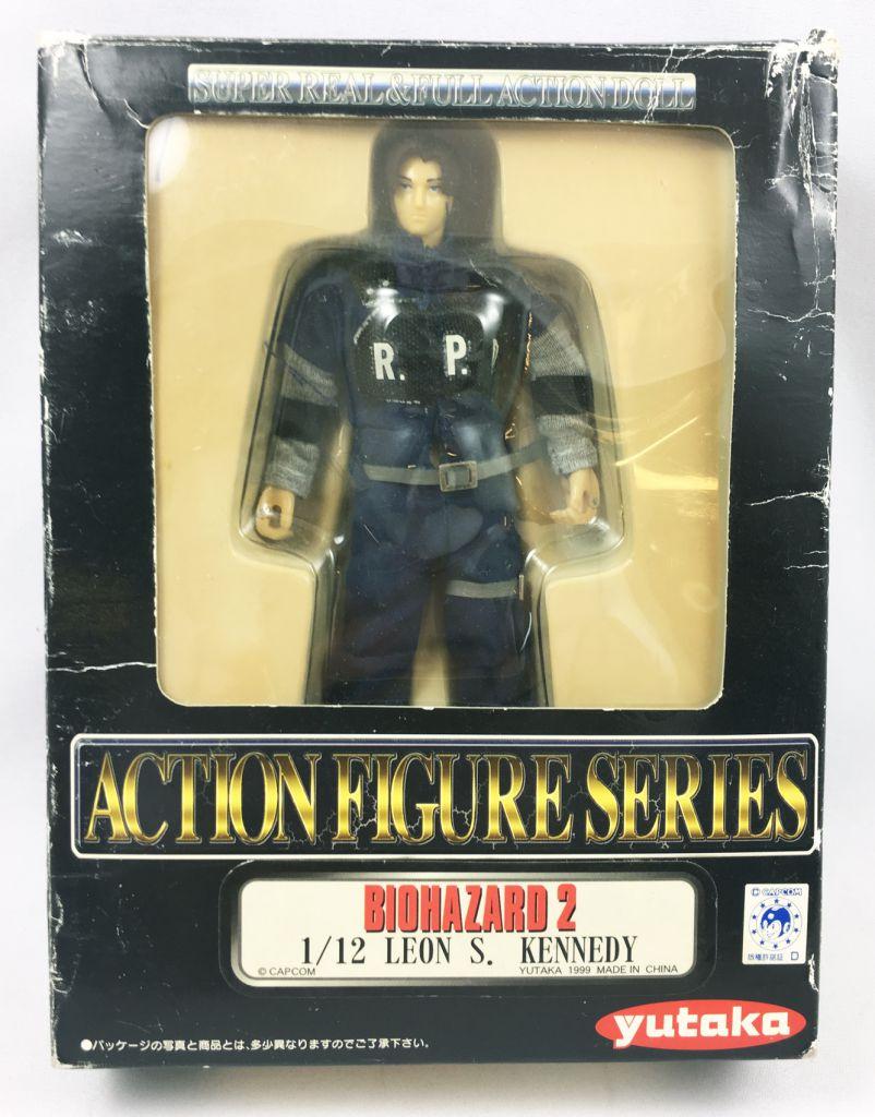 Resident Evil (Biohazard 2) - Yutaka - 1/12 Scale Leon S. Kennedy (R.P.D. Uniform)